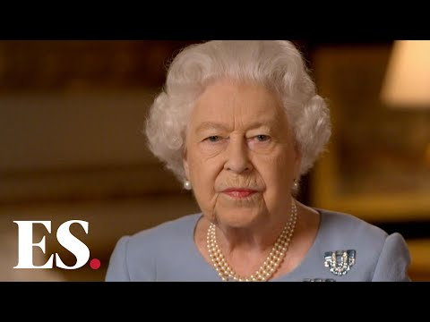 VE Day 2020: Her Majesty, Queen Elizabeth II Addresses The Nation To Mark 75th Anniversary Of VE Day