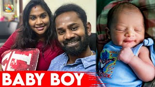 Comedian Ramesh Thilak Blessed With Baby Boy | Thalapathy Vijay, Vijaysethupathi Master | Tamil News