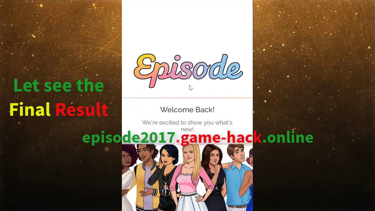 episode hack free gems 2017
