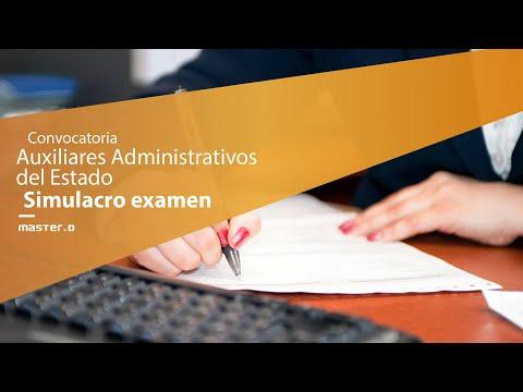 examen-auxiliar-administrativo-del-estado-2019