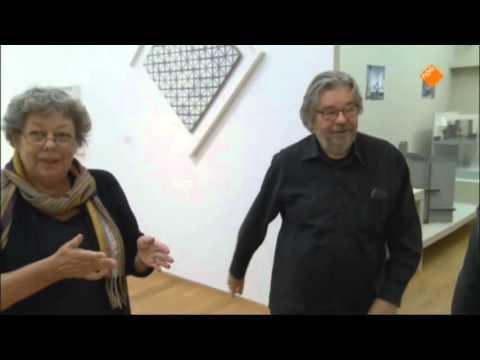 Maarten van Rossem over de schilderijen van Piet Mondriaan