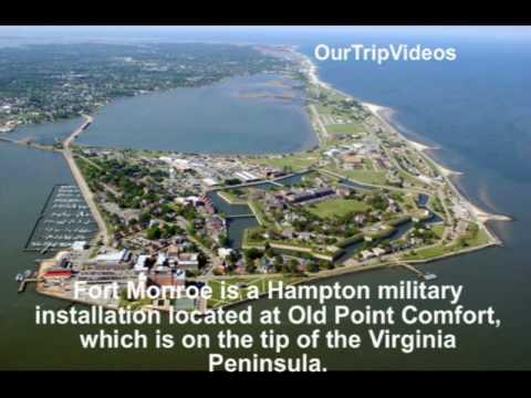 Hampton(Waterfront And  Air & Space Center), VA - Part 1