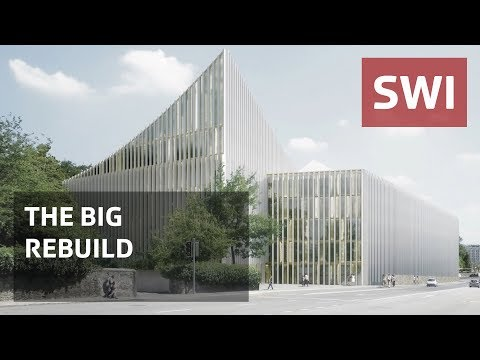 Renovations set to transform International Geneva