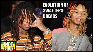Evolution of Swae's Lee Dreadlocks + Hairstyles