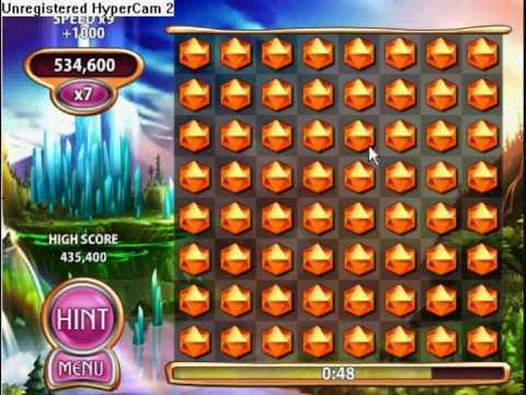 Bejeweled Blitz Fun in Facebook