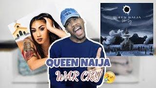 Queen Naija - War Cry (Audio) | REACTION!! 😢