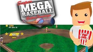 SUPER MEGA BASEBALL: EXTRA INNINGS ► PeiT prueba... - Gameplay Español