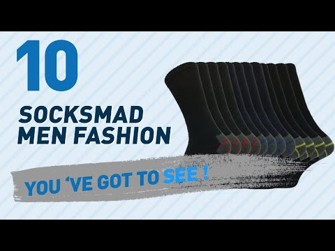 Socksmad Men Fashion Best Sellers // UK New & Popular 2017