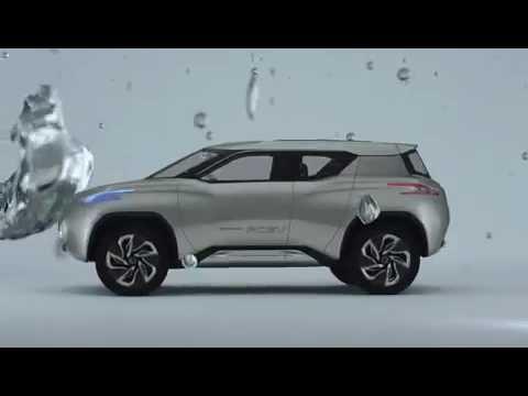 Nissan Terra Concept 2012 Youtube