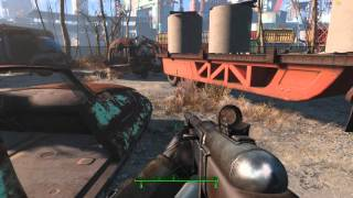 Fallout 4 Как открыть дверь в Лабораторию Маровски