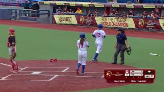 Highlights: Canada v Chinese Taipei - Super Round - Women