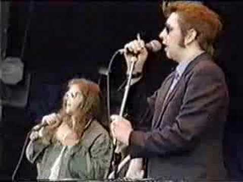 Shane MacGowan Kirsty MacColl  Fairytale of New York Fleadh