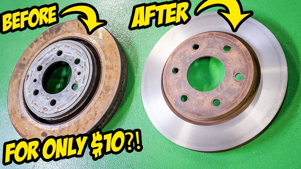 Here's How You Can Get BRAND NEW BRAKES For $10 (Without Screwing Up)