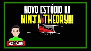 NINJA THEORY ESTÁ CONSTRUINDO UM NOVO ESTÚDIO!!!