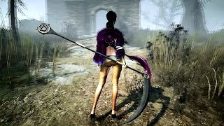 Black Desert Online - Sorcerer Weapon Awakening Trailer