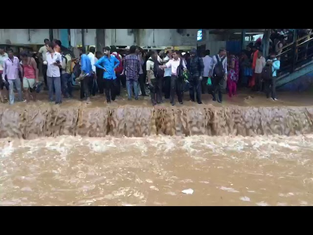 Mulund Station Converted to DAM - Unbelievable