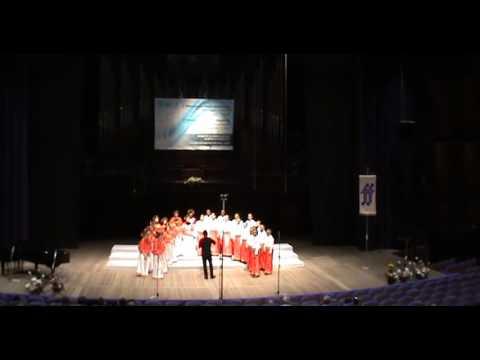 Ja Tu No Debesīm Nonāksi (Rihards Dubra) - The Archipelago Singers; Ega O. Azarya, Conductor