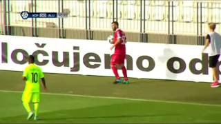 Koper vs Aluminij full match