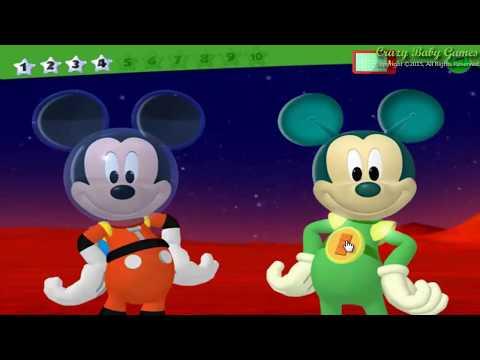 Mickey mouse juegos