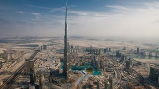 World's TALLEST building - Burj Khalifa