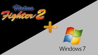 Virtua Fighter 2 - Install and Configure for Windows 7
