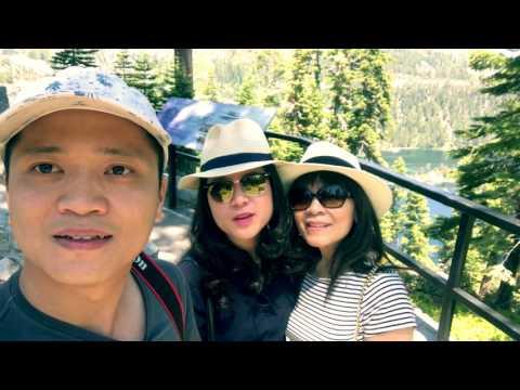 Sống Tại Mỹ - Lake Tahoe, California