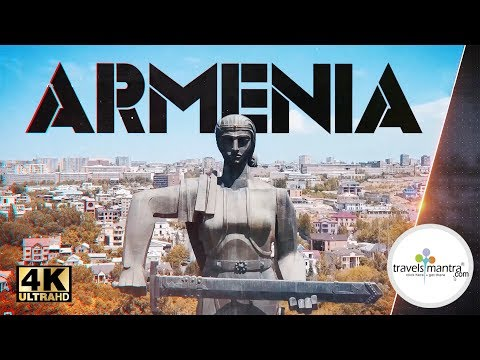 Visit ARMENIA (Yerevan) | Best Place To Visit In 2019 (4k)