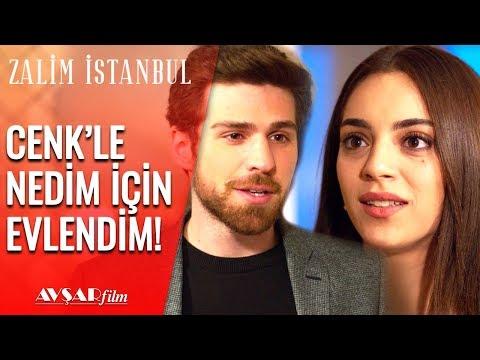 Cemre ve Nedim Birbirine Koşuyor💖 - Zalim İstanbul 23. Bölüm
