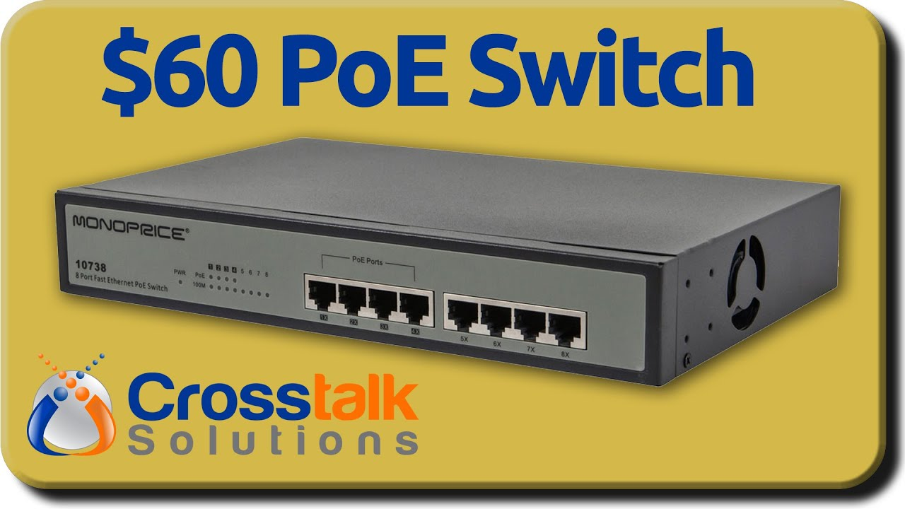 60 poe switch review youtube 60 poe switch review publicscrutiny Image collections