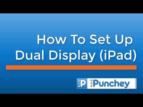 Set Up iPad/Android Dual Display