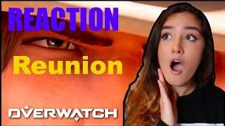 """Reunion"" Overwatch Animated Short Reaction"