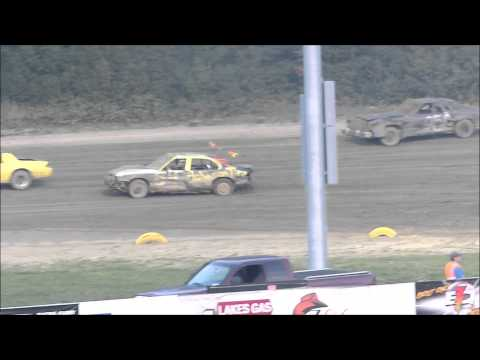 Grand Rapids Speedway ENDURO -START of -September 19, 2015-Race