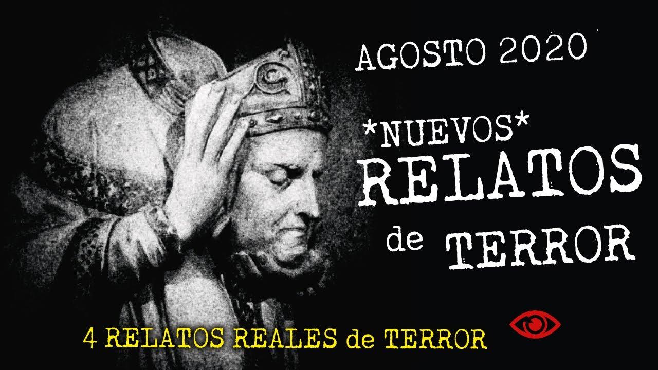 NUEVA RECOPILACIÓN de TERROR | 4 Relatos REALES  | COLABORACIÓN con INFRAMUNDO