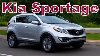 Kia Sportage ТОП 3й по продажам SUV.