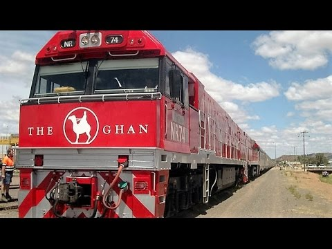 [Doku] Durch Australien in legendären Zügen - Ghan und Overland [HD]