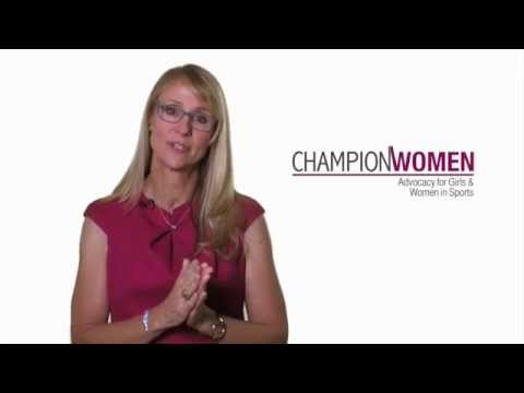 Nancy Hogshead-Makar | CEO Champion Women - YouTube
