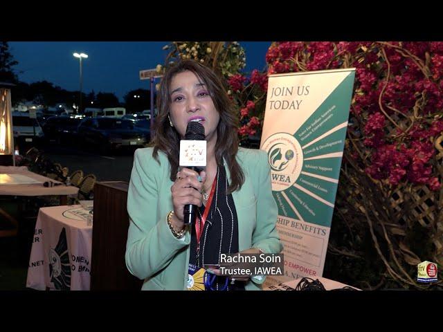 Indian American Women Entrepreneurs Association Hosts Networking Night - New Jersey