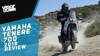 обзор Yamaha Tenere 700 2019 VisorDown