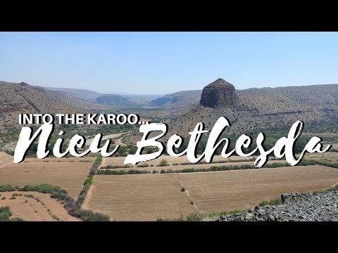 Into the Karoo: Nieu Bethesda