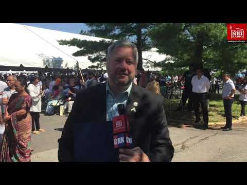 International Yoga Day Assemblyman  Daniel R Benson  New Jersey Part 14