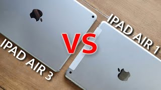 Ipad Air 1 vs Ipad Air 3 in 2020 - SHOULD YOU UPGRADE? (MUST WATCH!)