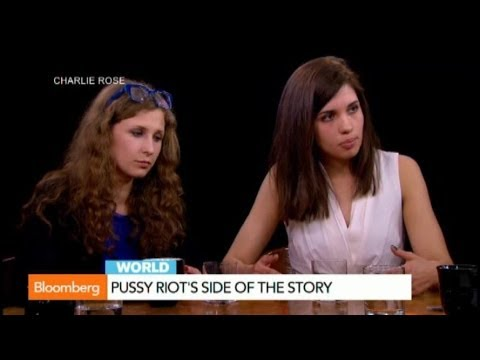 The History of Pussy Riot in 50 Seconds