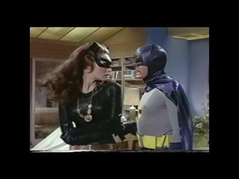 Catwoman Tempts Batman