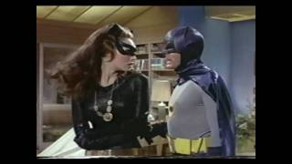 Catwoman Tempts Batman