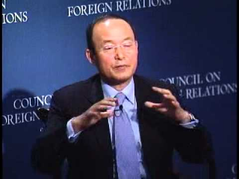 A Conversation with Song Min-soon: Building a Framework for Peace and Security in Northeast Asia