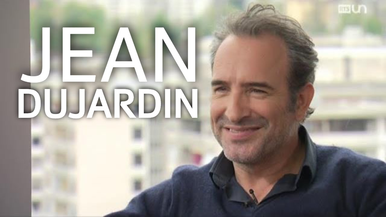 L 39 interview de jean dujardin youtube for Jean dujardin photo