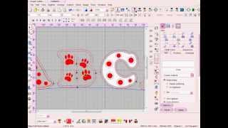 Use Outlines in Graphics Software