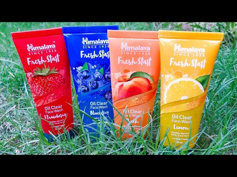 Himalaya herbals fresh start face washes review, face wash for summers, Oily,dry,combination skin