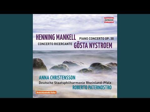 Piano Concerto, Op. 30: I. Allegro moderato