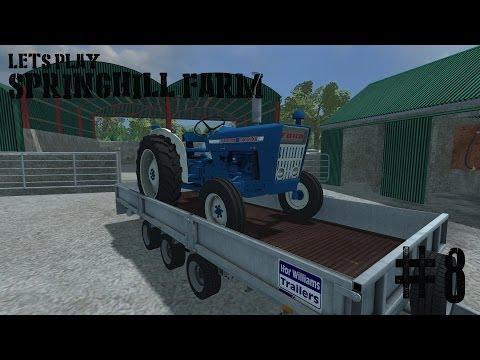 Farming Simulator 2013 - Springhill Farm - Ep 8